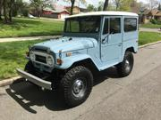 toyota land cruiser Toyota: Land Cruiser FJ40