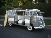 1965 Volkswagen BusVanagon Deluxe Trim