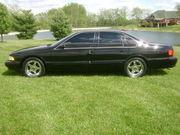 1996 Chevrolet Impala 1996 IMPALA SS