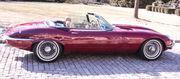 1972 Jaguar XK 24000 miles