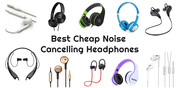 10 Best Cheap Noise Cancelling Headphones | The Headphone World