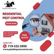 Pest Control Company Colorado Springs